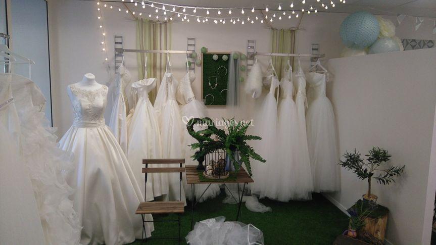 Robe mariée Aubagne Provence