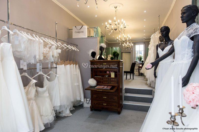Collection mariées de paris