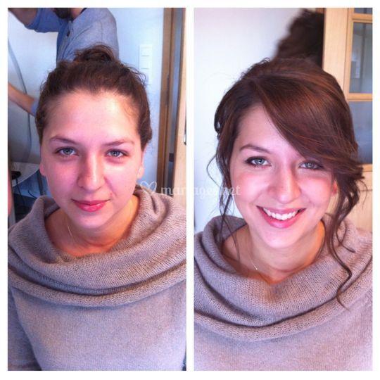 Maquillage convive