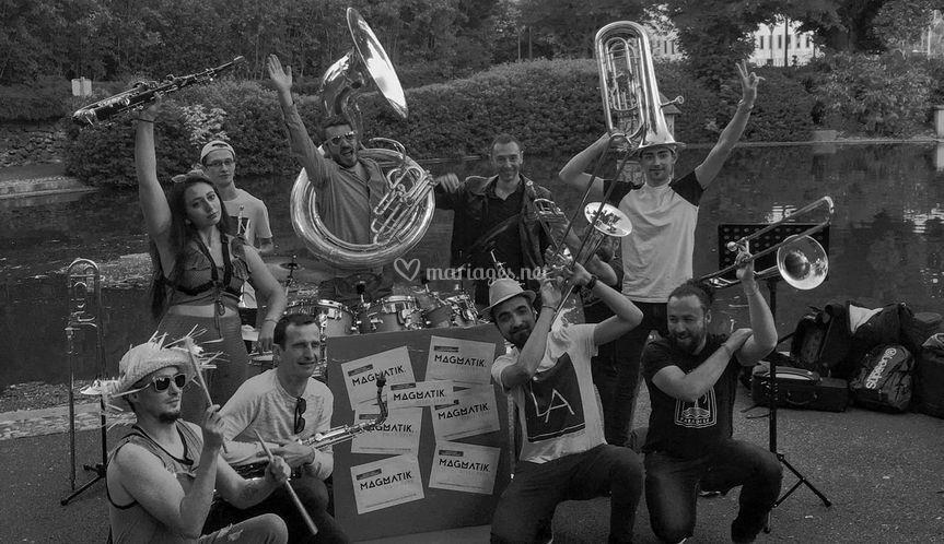 MagmatiK Brass Band