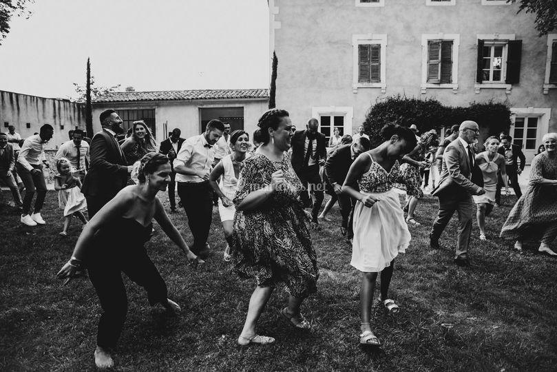 Surprise : Flash mob