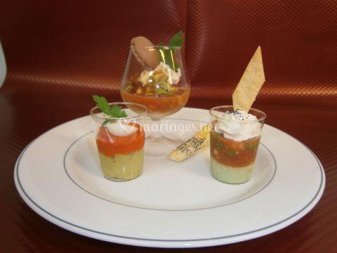 Patrick et Nathalie Sauvant Cuisinier