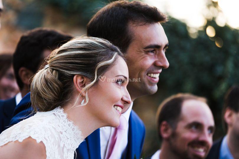 Marie-Laure et Vincent