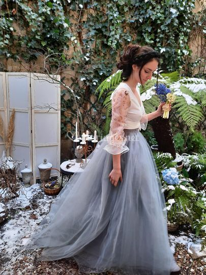 Robe de mariée Botanica