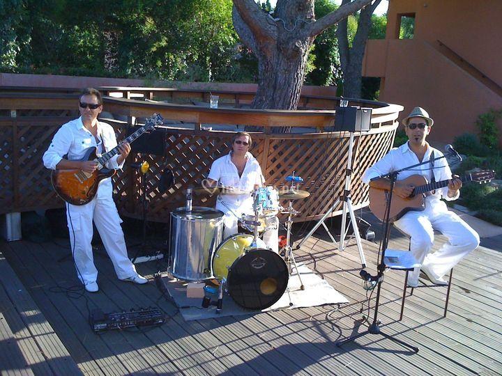 Zina trio musique