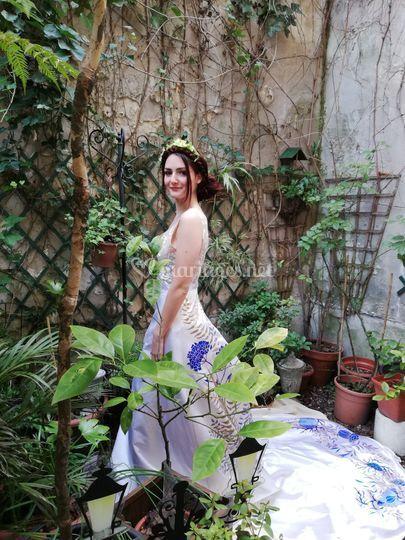 Robe de mariée Agapanthe
