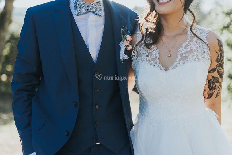 Mariage Nancy - Ngoc & Cédric