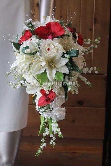 compositions florales pour mariage. Black Bedroom Furniture Sets. Home Design Ideas