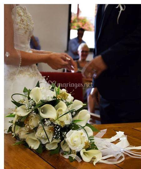 Compositions Florales pour Mariage