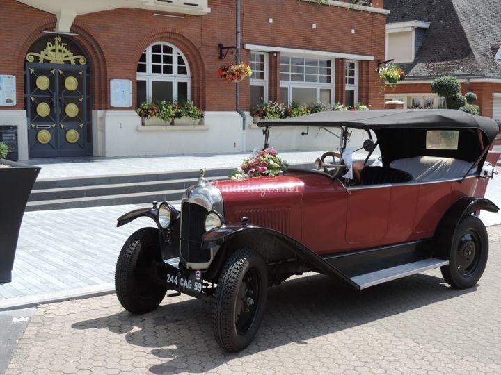 Citroen b2 1923