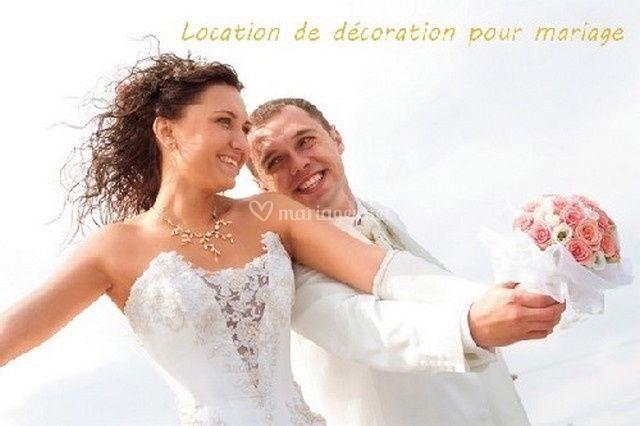 Location pour mon mariage
