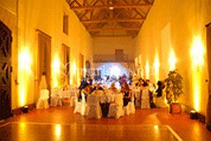Salle spacieuse