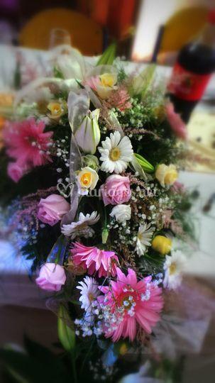 Bouquet table d'honneur