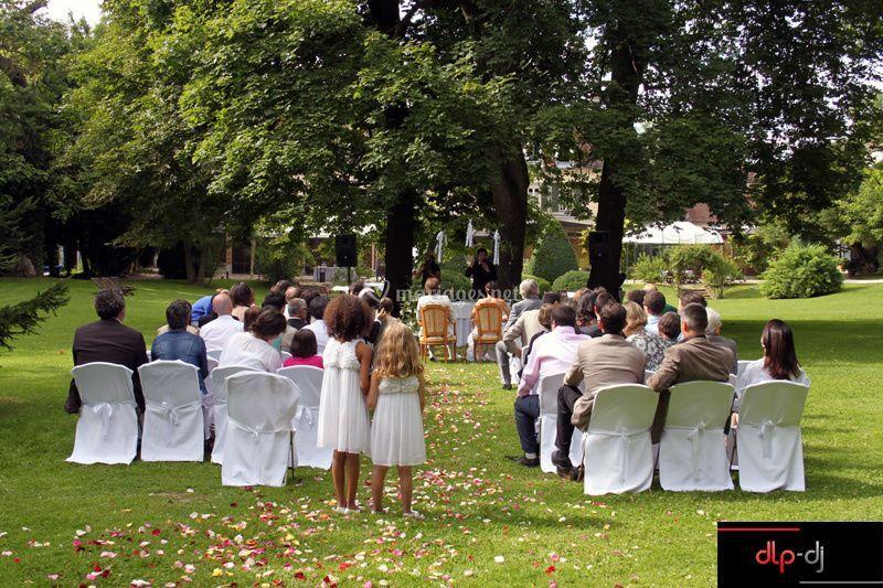 Sonorisation cérémonie mariage