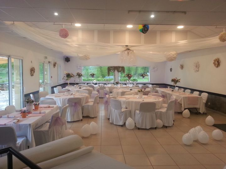 Mariage 60 invités