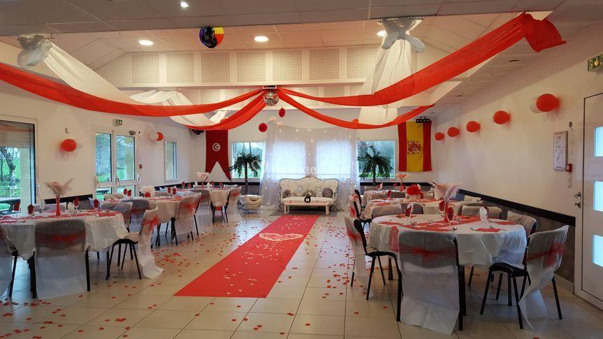Mariage 36 invités