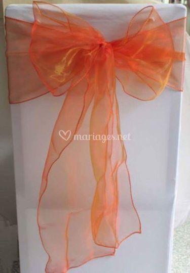 Noeud orange