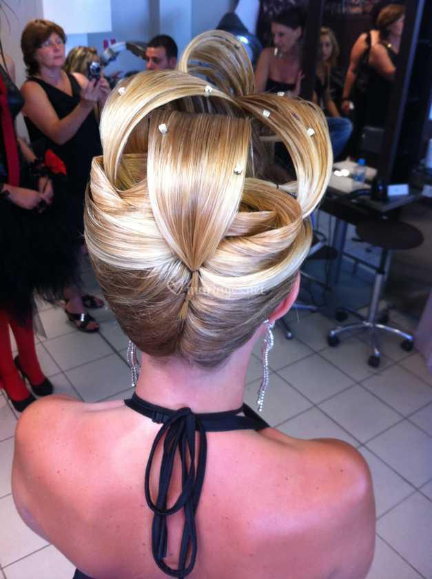 Theme Glamour Chic De Patrick Coiffure Photo 2
