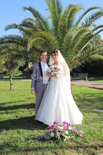 Mariage Adeline et Antoine