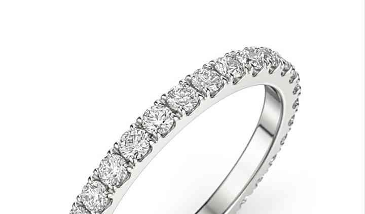 Alliance diamant Exquise