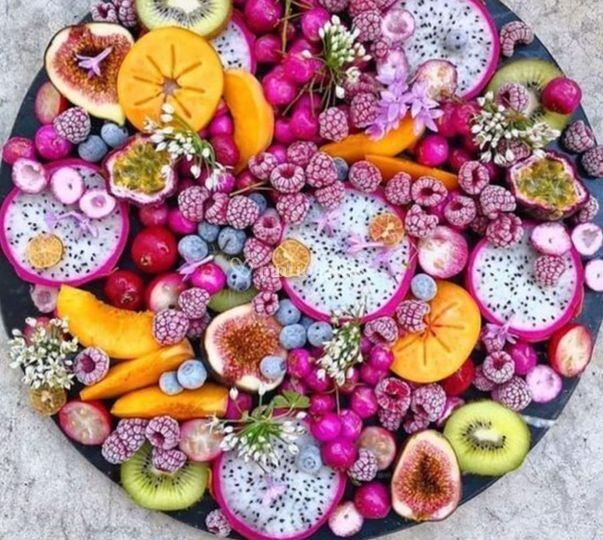 Plateau Fruit Exotique
