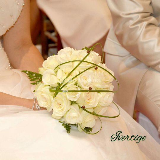 Bouquet de mariée decoration