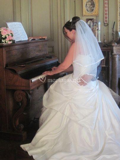 Mariés dans le château