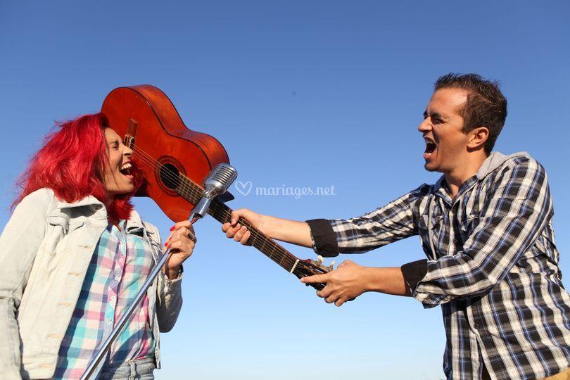 Kromazik - Acoustic Live Duo