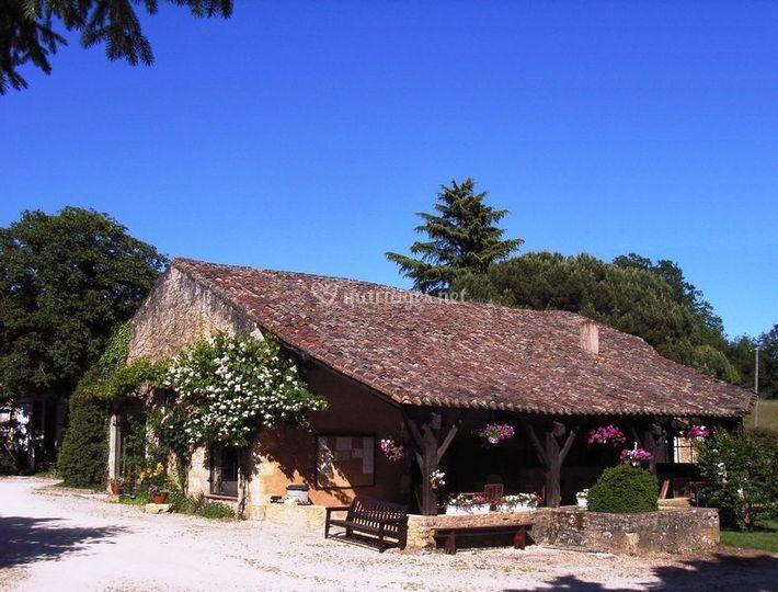 Domaine de Gavaudun - Grange