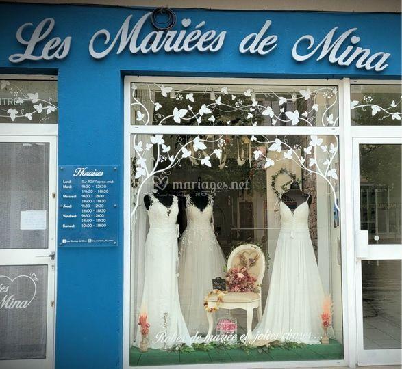 Les Mariées de Mina