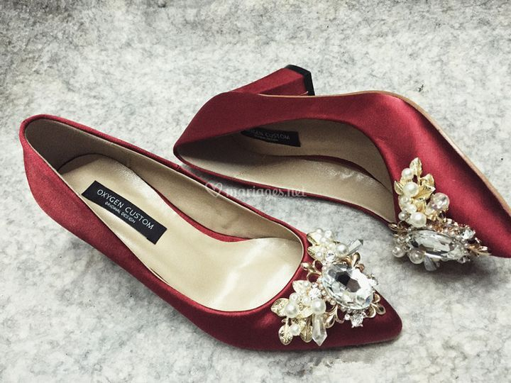 Chaussures de mariée Brooke