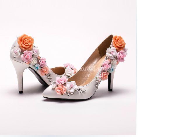 Chaussures de mariée Isabel