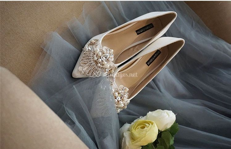 Chaussures de mariée Lillian
