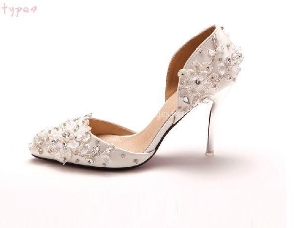 Chaussures de mariée Victoria