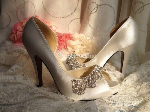 Chaussures de mariée Grace