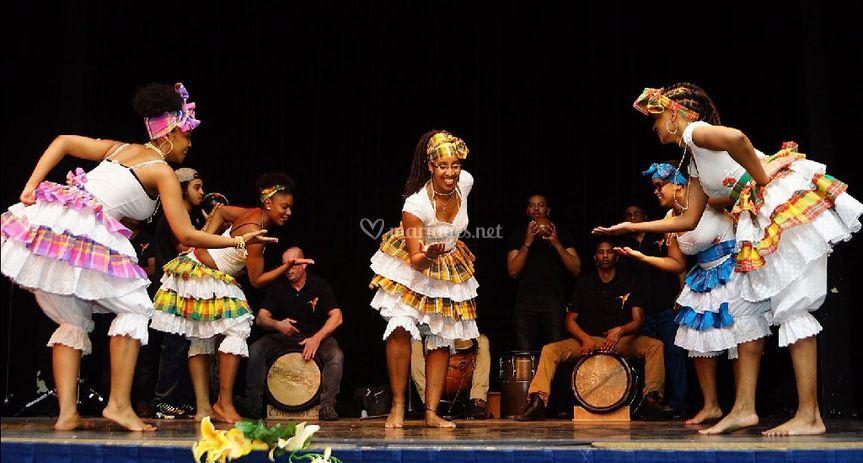 Antilles (musiciens/danseuses