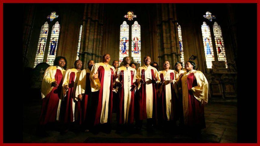 Gospel (groupe ou solo)
