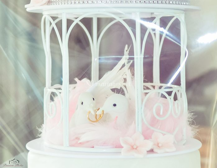 Wedding cake liline
