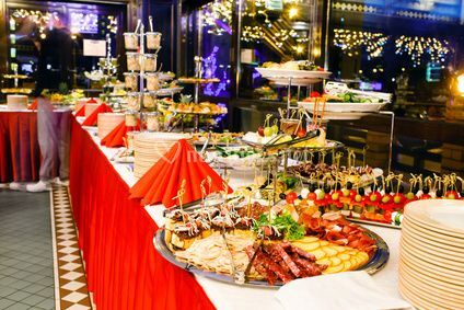 Buffet deco