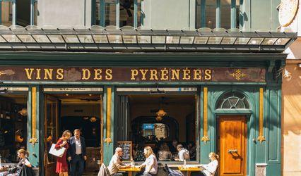 Aux Vins des Pyrénées - Le 1905