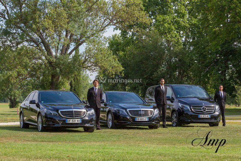 Flotte AMP Limousine