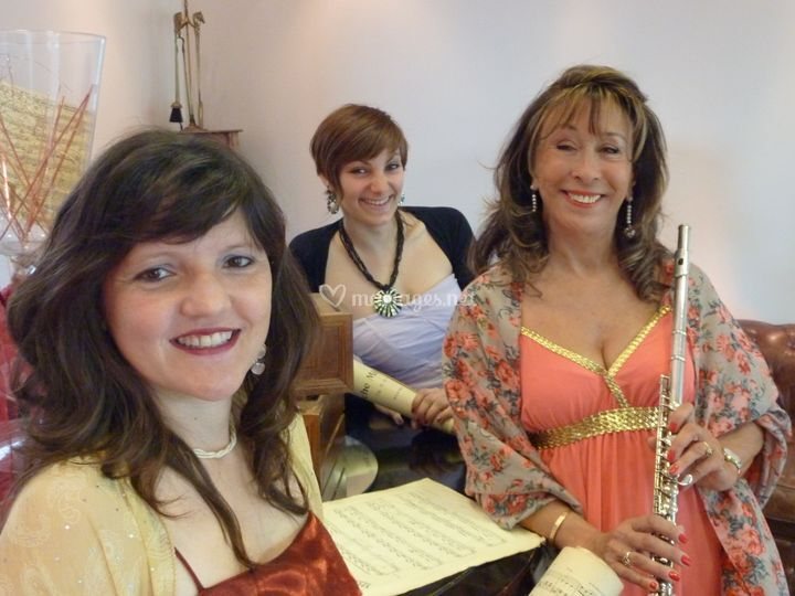 Trio Les Enchanteuses