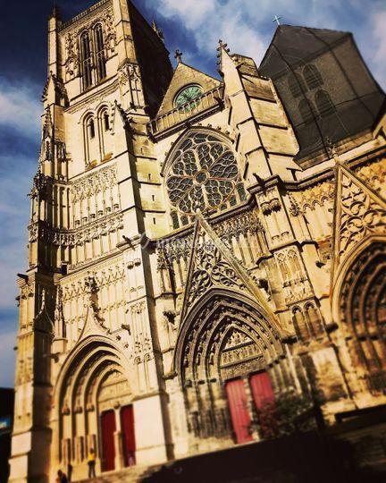 Cathédrale - Paris