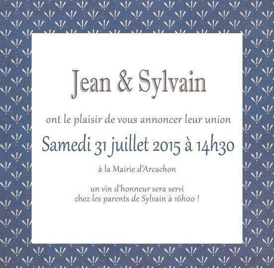 Jean et Sylvain