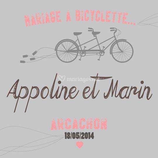 Appoline et Marin