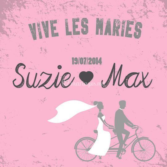 Suzie et Max