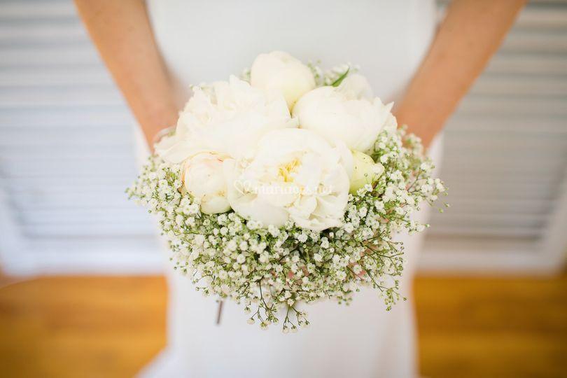 Bouquet de mariée - LMDM