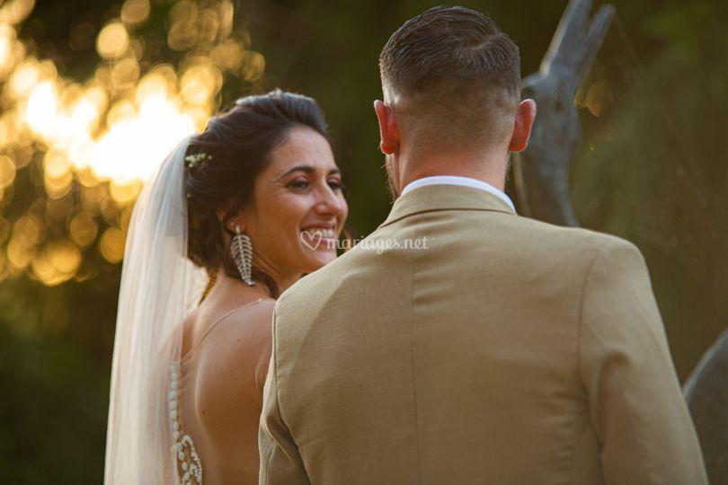 Mariage Sandy et romain