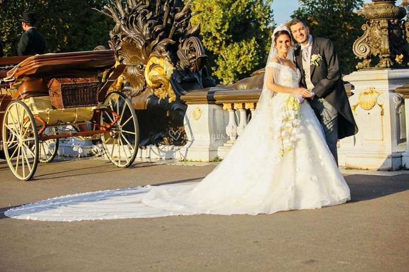 Mariage Tina et Bakhos
