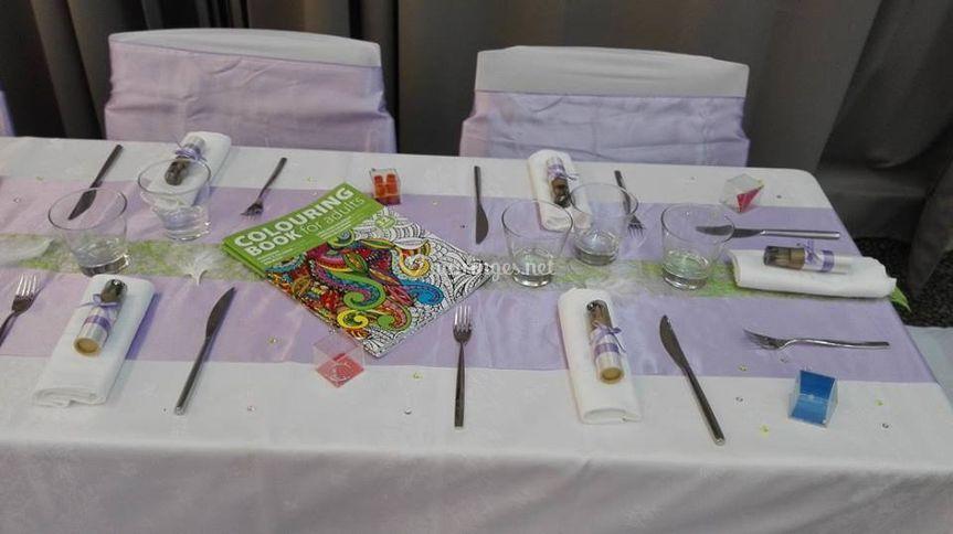 Table enfant 1jour2reve